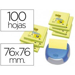 Bloc notas adhesivas Post-it ® Z-Notes 76 x 76 mm.