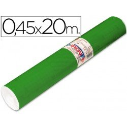 Rollo adhesivo Aironfix color verde brillo 67047
