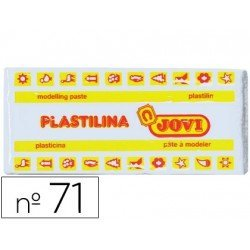 Plastilina Jovi color Blanco mediano