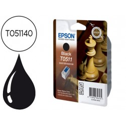 Cartucho Epson T051140 color Negro