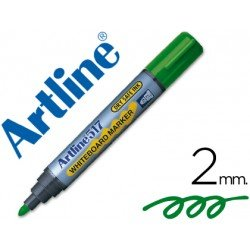 Rotulador Artline EK-517 color verde