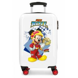 Maleta de cabina rígida Mickey Joy 55x34x20cm