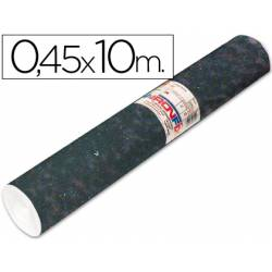 Aironfix Rollo Adhesivo 45cm x 10mt Especial Ante Color Negro