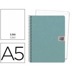 Cuaderno Oxford European Book 1 Nature DIN A5 Liso tapa extradura Colores surtidos