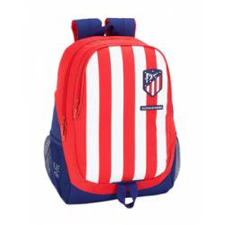 CARTERA ESCOLAR SAFTA ATCO. MADRID MOCHILA GUARDERIA ADAPTABLE A CARRO 220X270X100 MM