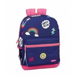 CARTERA ESCOLAR SAFTA MOOS DREAMS MOCHILA 320X430X140 MM