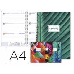 Agenda 2020 Encuadernada Perissa Semana vista DIN A4 Colores Surtidos (No se puede elegir color) Liderpapel