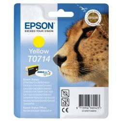 C.EPSON STYLUS D78/DX4000/DX5000 AMARILLO xxcm