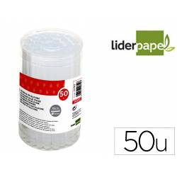 Barras termofusible marca Liderpapel Caja 50 unidades
