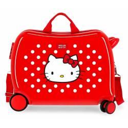 Maleta Infantil Castle of Hello Kitty