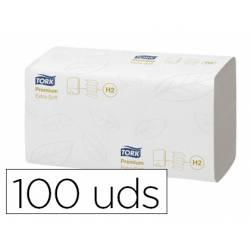 Toalla de papel secamanos Tork Xpress de 34x21,2 cm