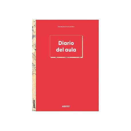 Bloc diario del aula marca Additio Folio castellano