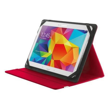 "Funda Trust Primo Tamaño folio Universal para tablets 10"" Rojo"