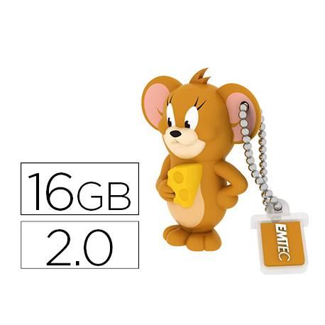 Memoria USB 16GB Jerry EMTEC
