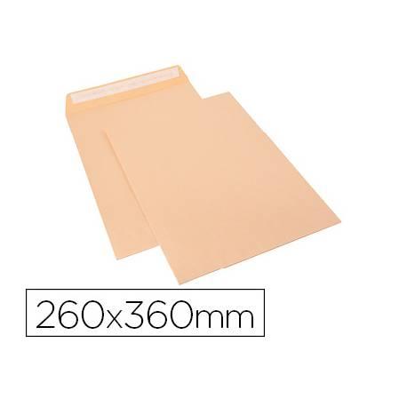 Sobre bolsa celulosa marca Sam Chamoix Salmon 260x360 mm 90 gr Caja 250 unidades
