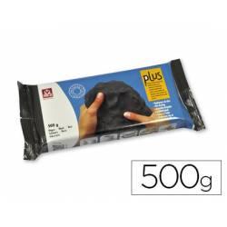Arcilla Sio-2 Plus color negro 500 g