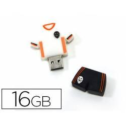 Memoria USB Valencia CF camiseta 16GB