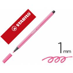 Rotulador Stabilo 68/17 1 mm Color Rosa