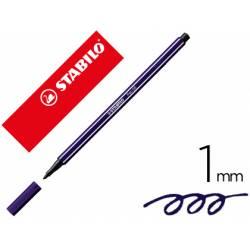 Rotulador Stabilo 68/22 1 mm Color Azul oscuro