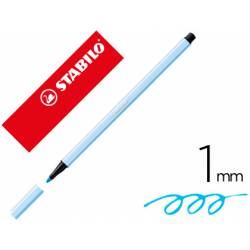 Rotulador Stabilo 68/11 1 mm Color Azul claro