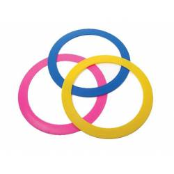 Aro de PVC Diametro 36 cm Colores Surtidos Amaya