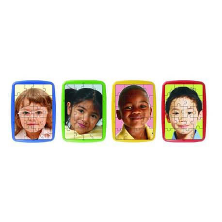 Puzzle niños del mundo a partir de 3 años 20 piezas Miniland