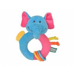 Juego para bebes Sonajero Mordedor Elefante Fiesta Crafts