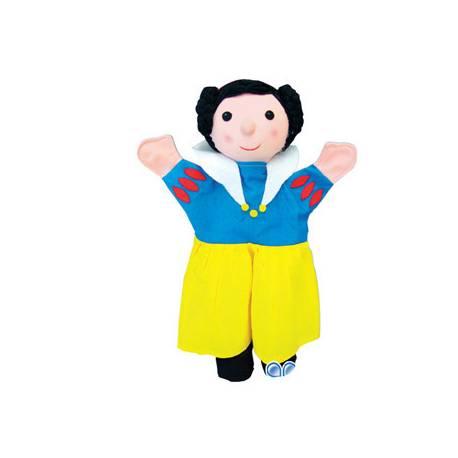 Marioneta de mano Blancanieves a partir de 3 años Andreutoys
