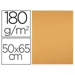 Cartulina Liderpapel color Avellana 50x65 cm 180 gr 25 unidades