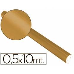 Papel Metalizado en rollo Sadipal 0,5x10m 65g/m2 Color Cobre