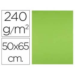 Cartulina Liderpapel Verde hierba 50x65 cm 240 gr Paquete de 25 unidades