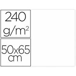 Cartulina Liderpapel Blanco 50x65 cm 240 gr Paquete de 25 unidades