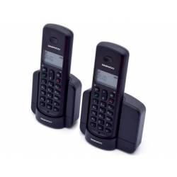Telefono Inalambrico Daewoo DTD-1350 Duo Identificador llamadas con Manos Libres