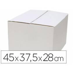 Caja para Embalar Q-Connect Americana de 45x37,5x28 cm Doble Canal