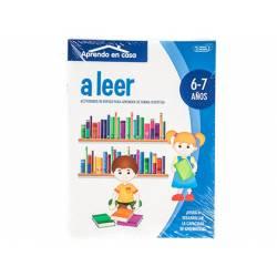 Cuaderno de Colorear Actividades para 6 a 7 años Aprende a Leer