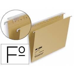 Carpeta Colgante Elba Fade Tiki Folio Visor Superior Lomo V de Kraft 220g/m2