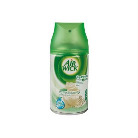 Recambio ambientador Air Wick Freshmatik Flores Blancas Spray