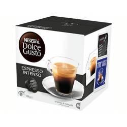 Cafe Nestle Dolce Gusto Espresso intenso Caja 16 capsulas