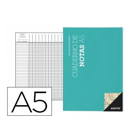 Cuaderno de notas Additio de profesor castellano A5