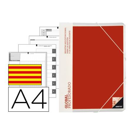 Carpeta global marca Additio catalan
