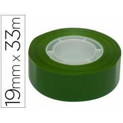 Cinta adhesiva Apli verde