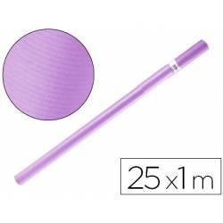 Bobina papel tipo kraft Liderpapel 25 x 1 m lila