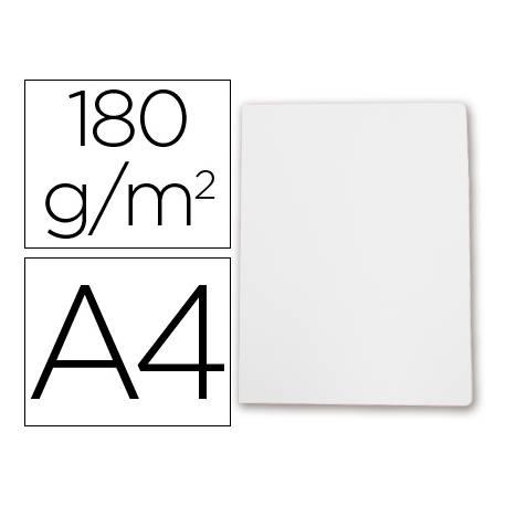 Subcarpeta de cartulina Gio Din A4 blanca 180 g/m2