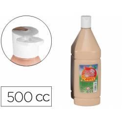 Tempera liquida Jovi color carne 500 cc
