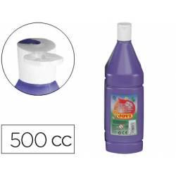Tempera liquida Jovi color violeta 500 cc
