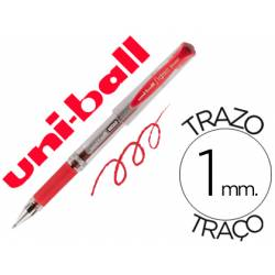 Boligrafo Uni-ball 153 Signo Broad color rojo 0,6 mm