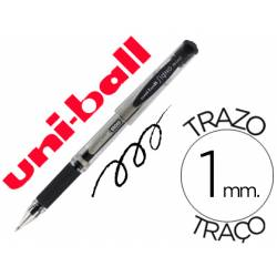 Boligrafo Uni-ball 153 Signo Broad color negro 0,6 mm