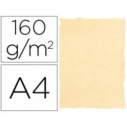 Cartulina pergamino DIN A4 color Crema