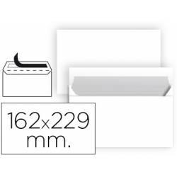 Sobre bolsa Liderpapel C5 Blanco N11 162 x 229 mm Caja 25