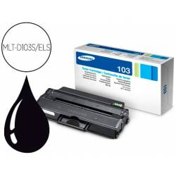 Toner Samsung (MLT-D103S/ELS) negro ML-2950 SCX-4729